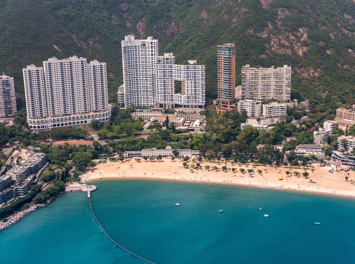 The Repulse Bay Hồng Kông nơi có kiến trúc lỗ hổng nổi tiếng thế giới