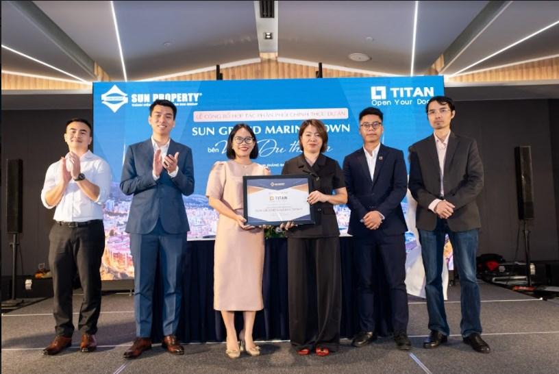 Titan - Đại lý phân phối chính thức dự án Sun Grand Marina Town