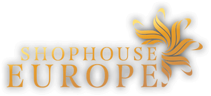 Logo Shophouse Europe Hạ Long Sun Plaza Grand World