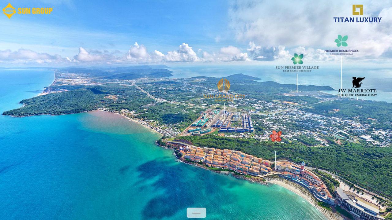 An Thới là khu vực sở hữu quy đất đô thị lớn nhất Phú Quốc