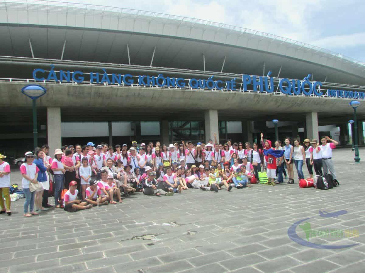 Lượng khách tới Phú Quốc tăng cao vào dịp lễ 30/04 - 01/05