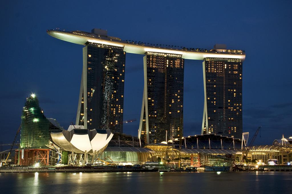 Marina Bay Sands - tiên phong cho mô hình Integrated Resort trên thế giới, luôn được coi là con át chủ bài của du lịch Singapore