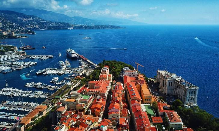 Monaco sở hữu vẻ đẹp hút mắt hấp dẫn du khách