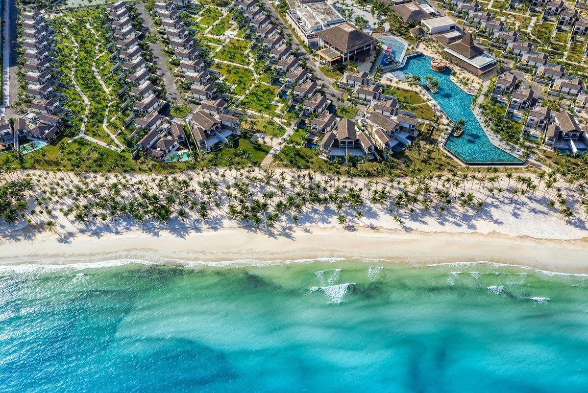 New World Phu Quoc Resort là khu nghỉ dưỡng cao cấp của đảo Ngọc