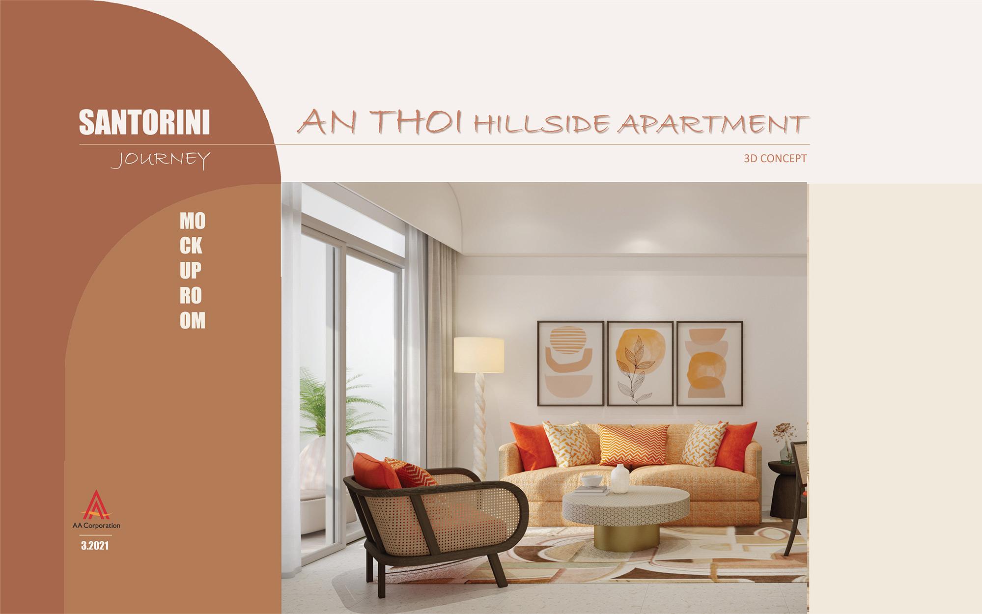 Nội thất căn hộ The Hill - Sun Grand City Hillside Residence