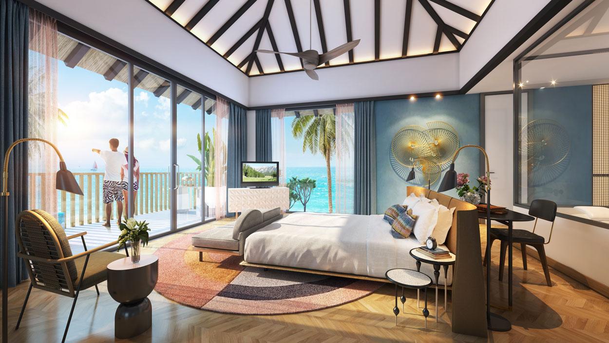 kinh doanh homestay tại Sun Grand City Nam Phú Quốc