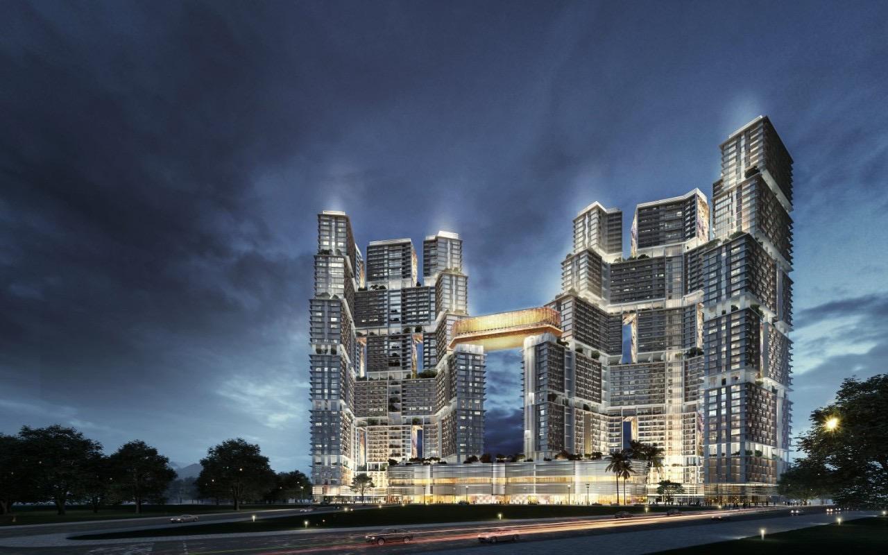 """Concept """" Lưỡng Long Triều Nhật"""" nét đẹp kết tinh tại Sun Grand City Marina"""
