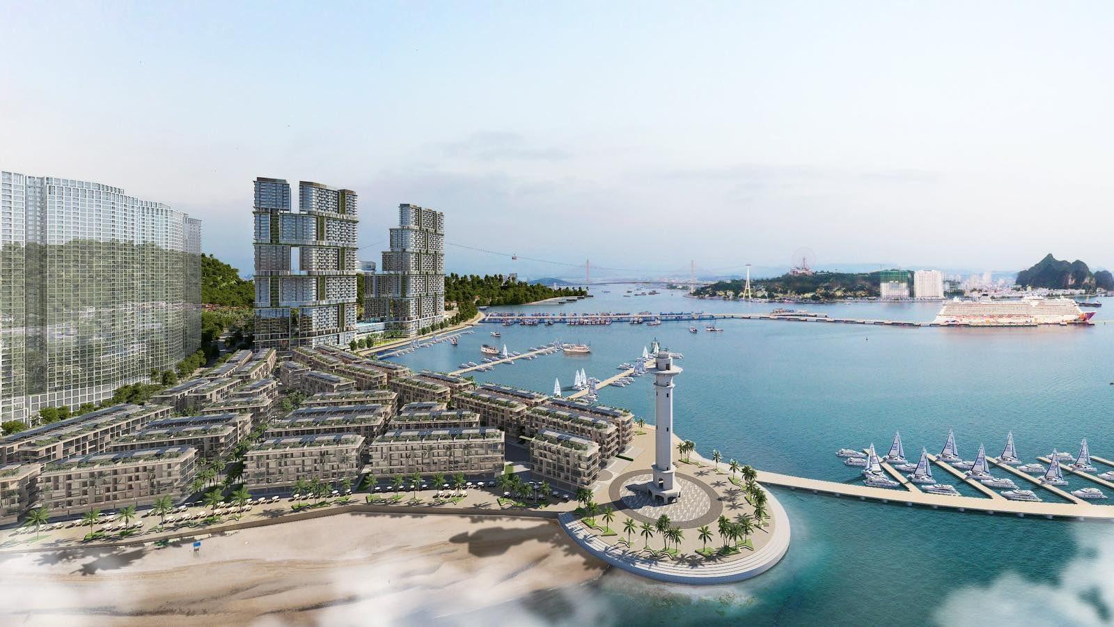 Sun Grand City Marina Hạ Long - Biểu tượng hưng thịnh mới của giới thượng lưu