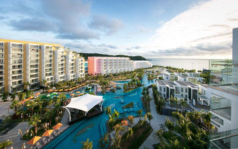phối cảnh premier residences phu quoc emerald bay