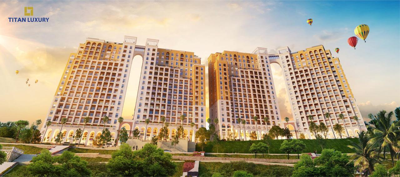 Thiết kế nội thất dự án Sun Grand City Hillside Residence do Hồ Thiệu Trị Group thực hiện