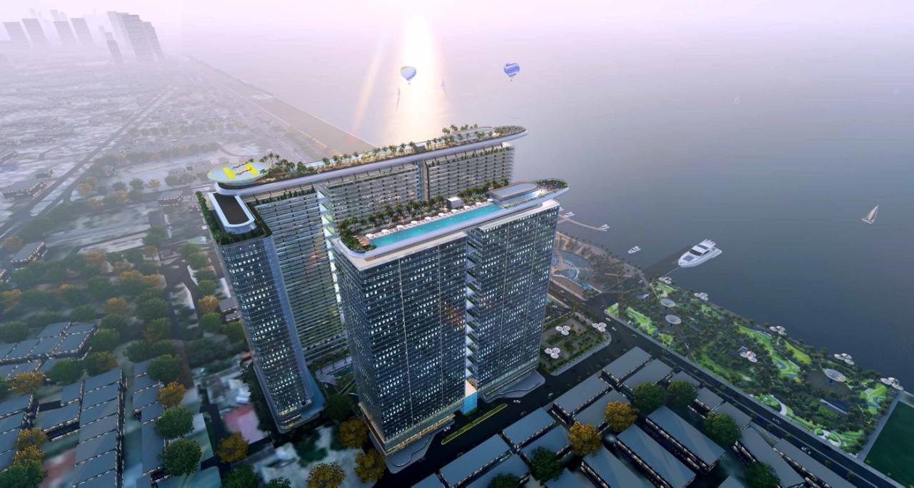 Sunshine Marina Nha Trang Bay - tiên phong cho mô hình Integrated Resort tại Việt Nam