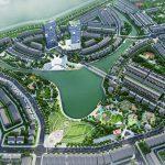 Titan Group - Dự án Khu đô thị sinh thái Ecorivers Hải Dương - Ecopark Hải Dương