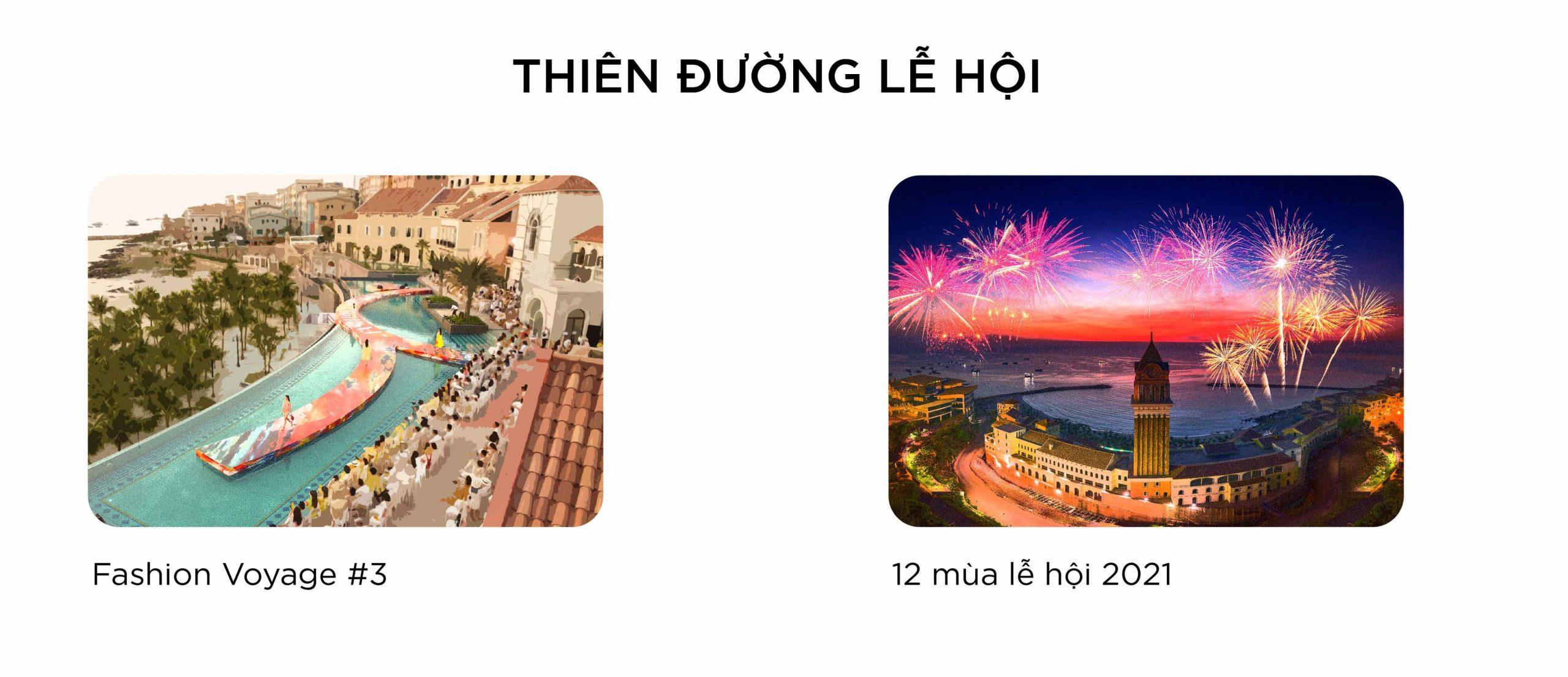 Phú Quốc 12 mùa lễ hội quanh năm phong phú các chủ đề âm nhạc, thời trang, ẩm thực..