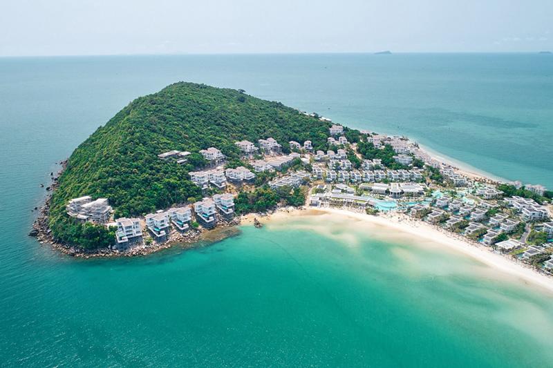 Sun Premier Village Phu Quoc Resort - một trong những siêu phẩm nghỉ dưỡng của Sun Group tại An Thới Phú Quốc đã chính thức đi vào hoạt động