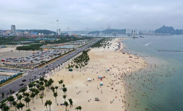 Bãi Cháy là một trong 3 cụm được quy hoạch phát triển du lịch