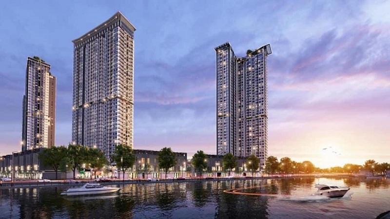 S-Premium - Tòa tháp căn hộ 5 sao đầu tiên tại Ecopark