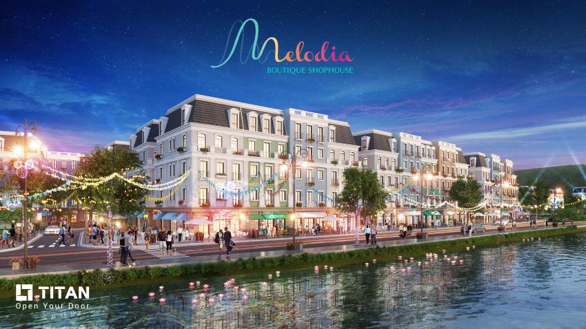 Shophouse Melodia Bãi Kem Phú Quốc - cơ hội đầu tư sinh lời không thể bỏ qua trong năm 2019
