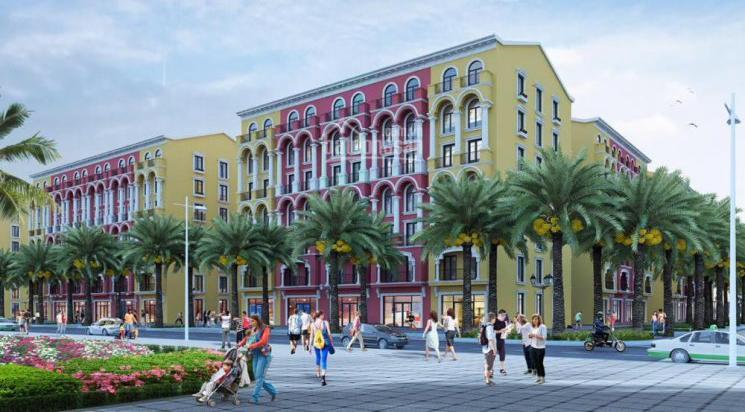 Shophouse Phu Quoc Marina Square hấp dẫn sự quan tâm đặc biệt của khách du lịch và nhà đầu tư địa ốc