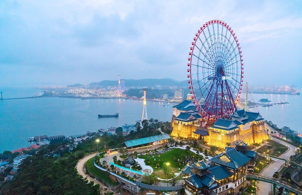 Du lịch Quảng Ninh có sức đóng góp không nhỏ từ Sun Group