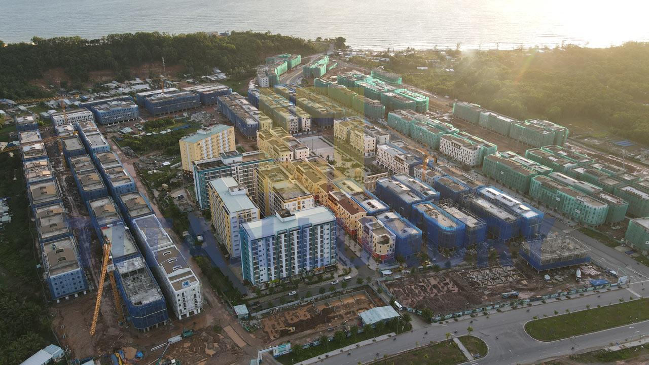 Sunhome là sản phẩm căn hộ chung cư duy nhất tại Phú Quốc hiện nay