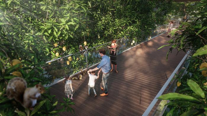 Suối nhiệt đới Haven Park