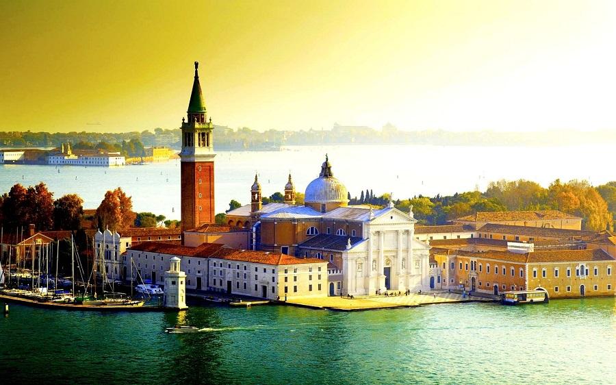 Venice - thành phố của tình yêu