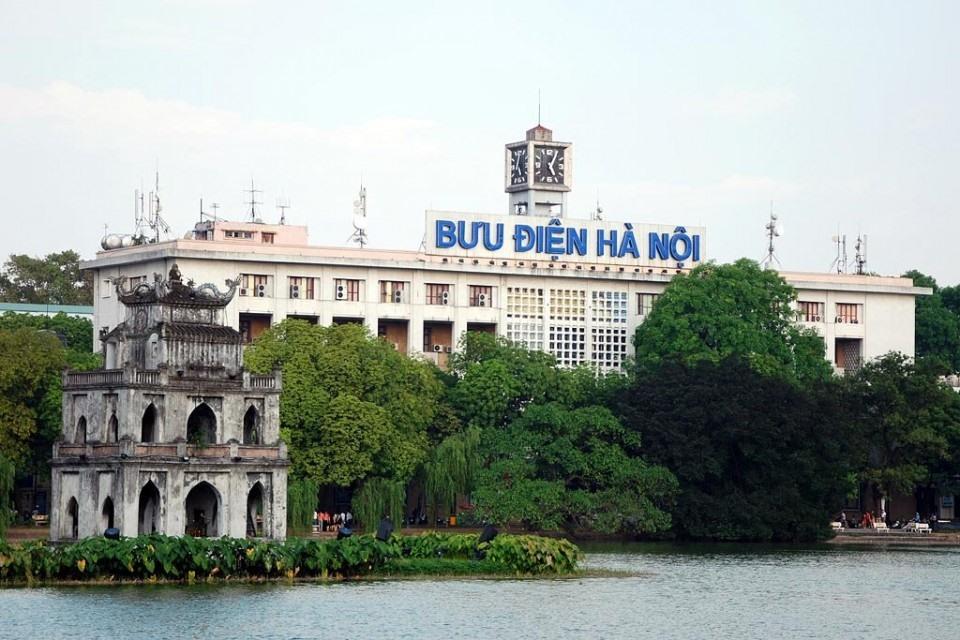 Tháp đồng hồ bưu điện Hà Nội - một trong những công trình văn hóa, lịch sử của Thủ đô
