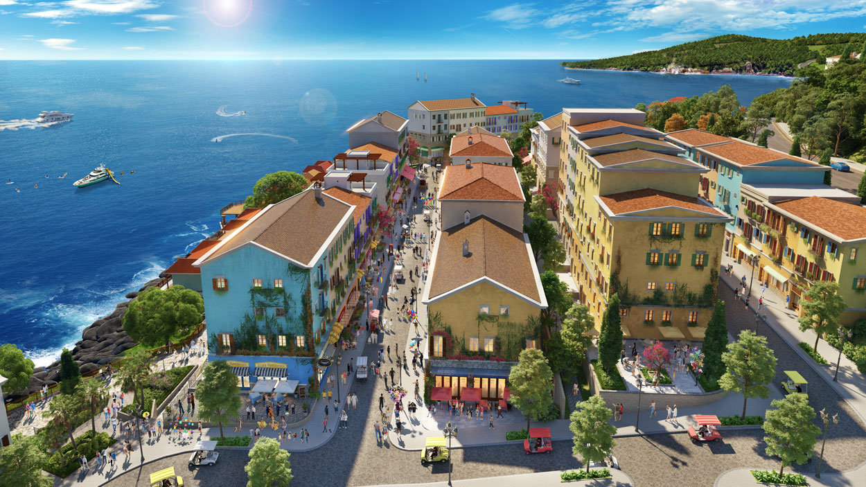Nguồn cung lưu trí tại Nam đảo đang có sự chênh lệch rất lớn so với nhu cầu nghỉ dưỡng của du khách