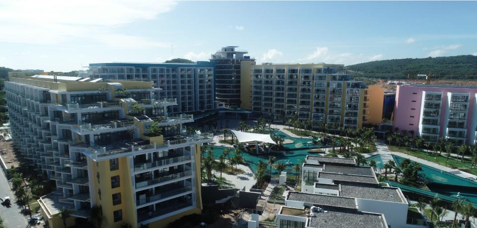 Hình ảnh cập nhật dự án Premier Residences Phu Quoc Emerald Bay
