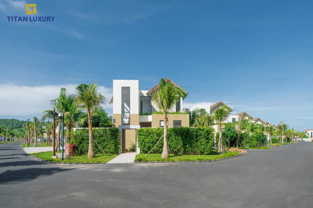 Mẫu biệt thự 1 Kem Beach Resort