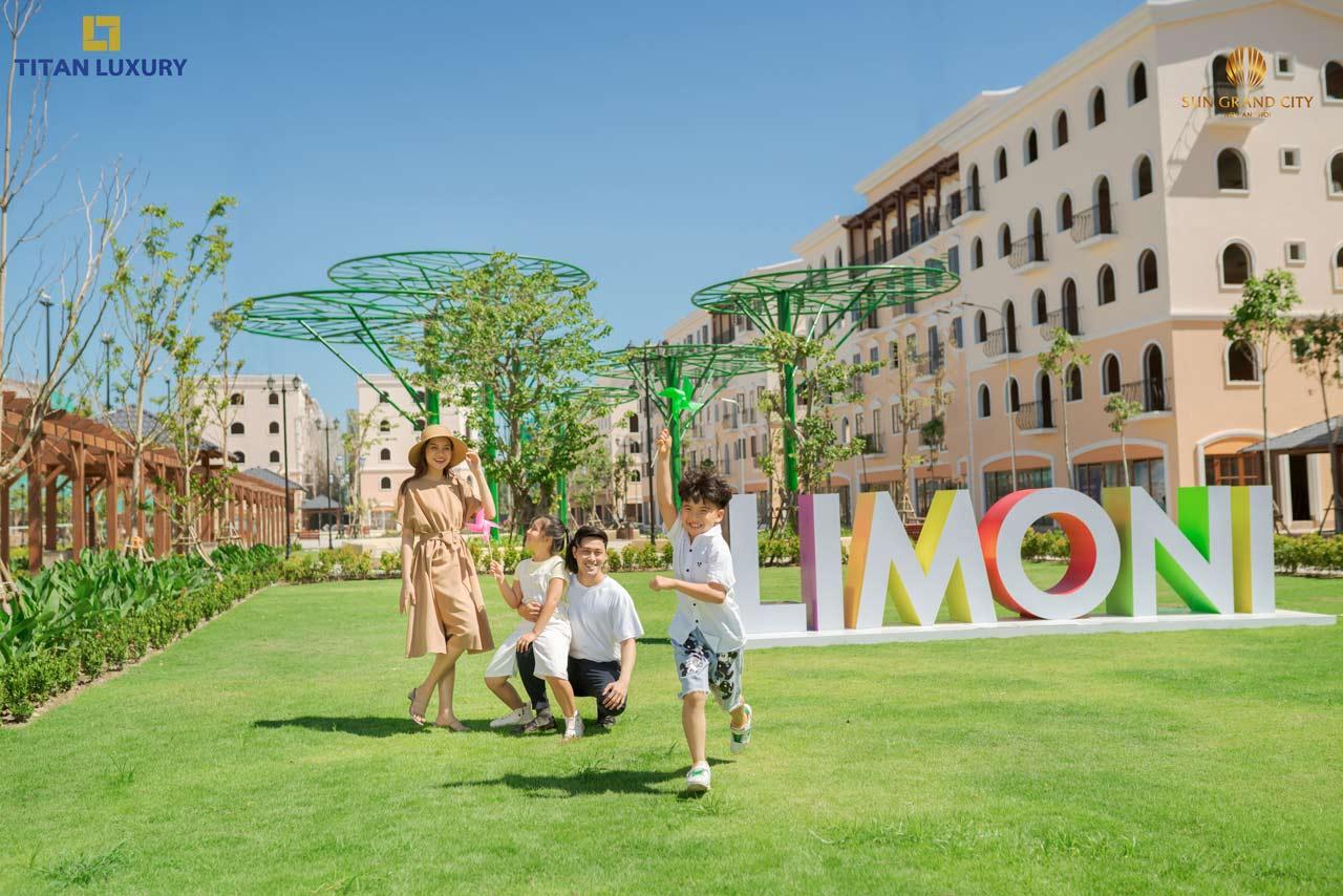 Công viên Limoni chính thức khai trương vào ngày 28/11 vừa qua