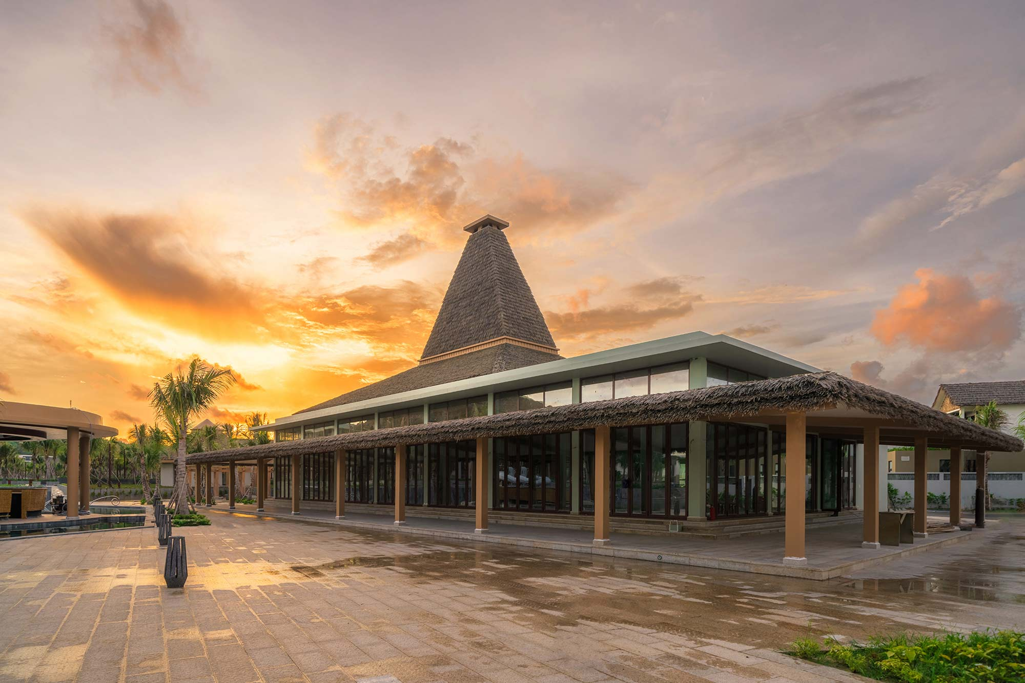 tiện ích New World Phu Quoc Resort