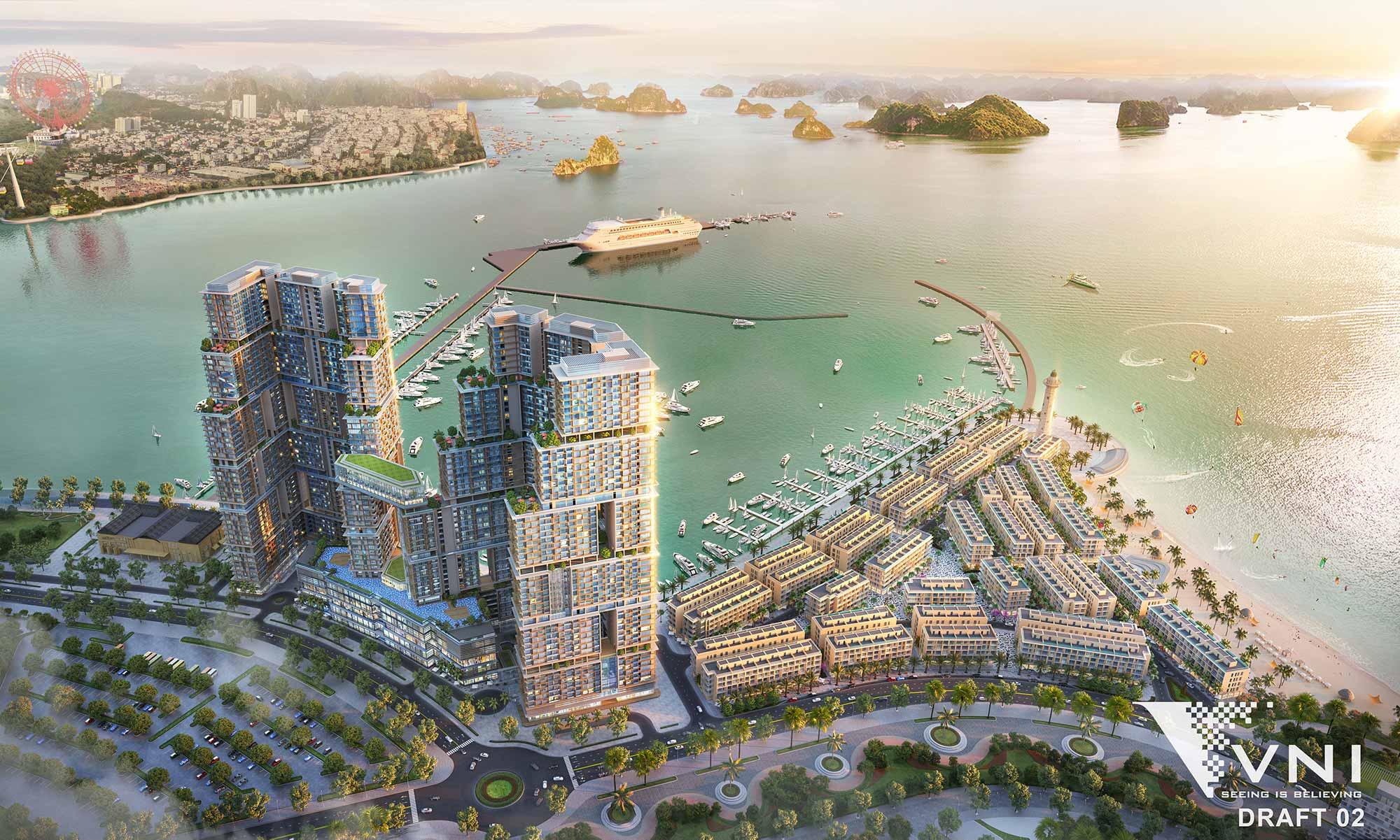 Dự án Sun Marina Hạ Long