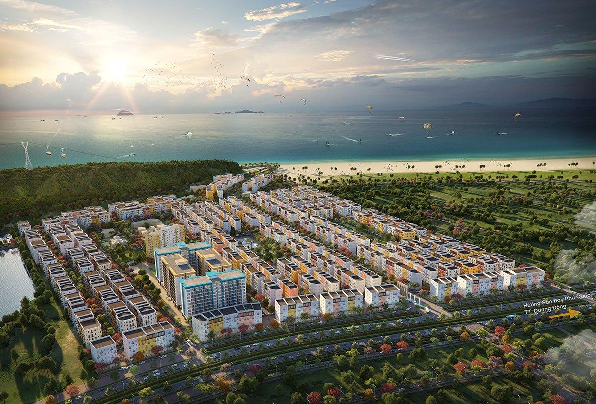 Sun Grand City New An Thoi - đô thị đảo kiểu mẫu đầu tiên tại Phú Quốc