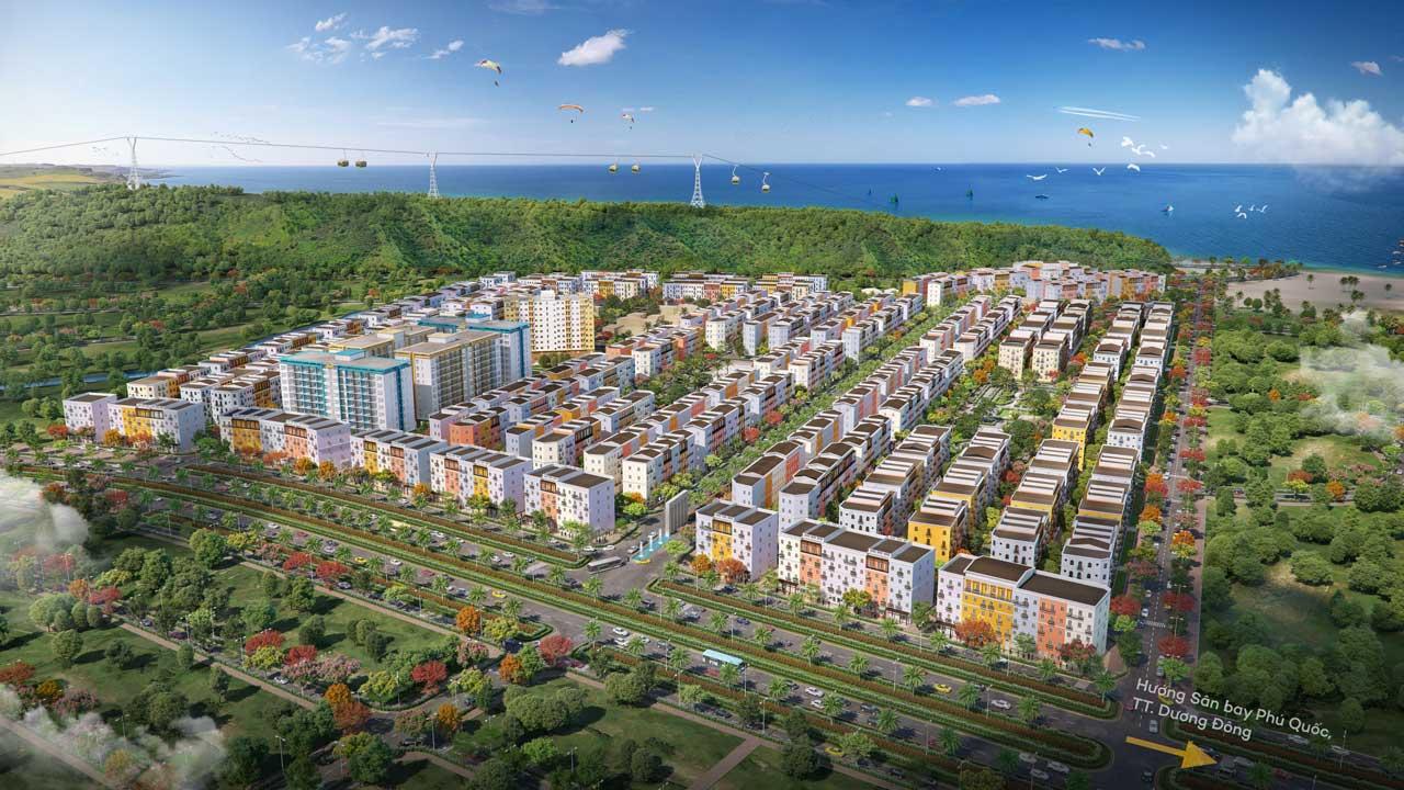 Sun Grand City New An Thoi là dự án hiếm hoi nằm trong quỹ đất 6% sổ đỏ lâu dài tại Phú Quốc hiện nay