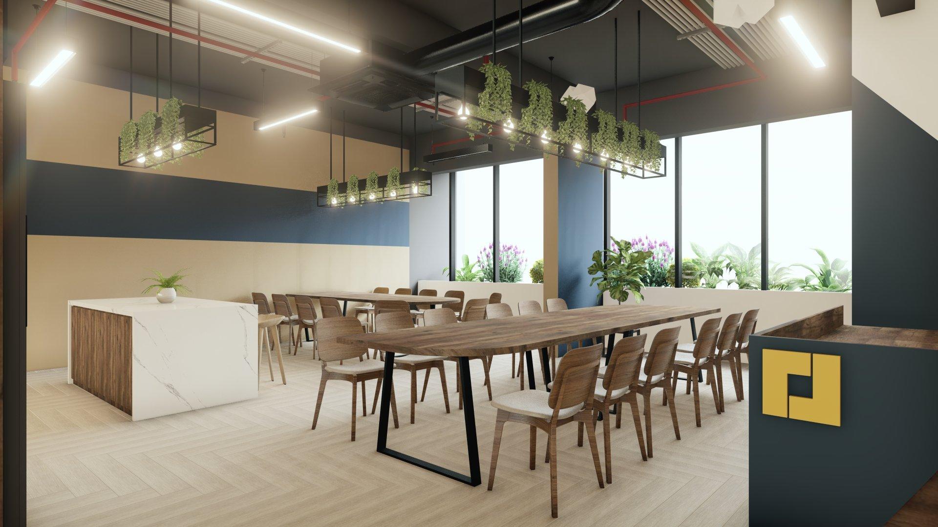 Hội sở Titan tại Marina Arc Ecopark được đầu tư xây dựng với quy mô 700 chỗ ngồi