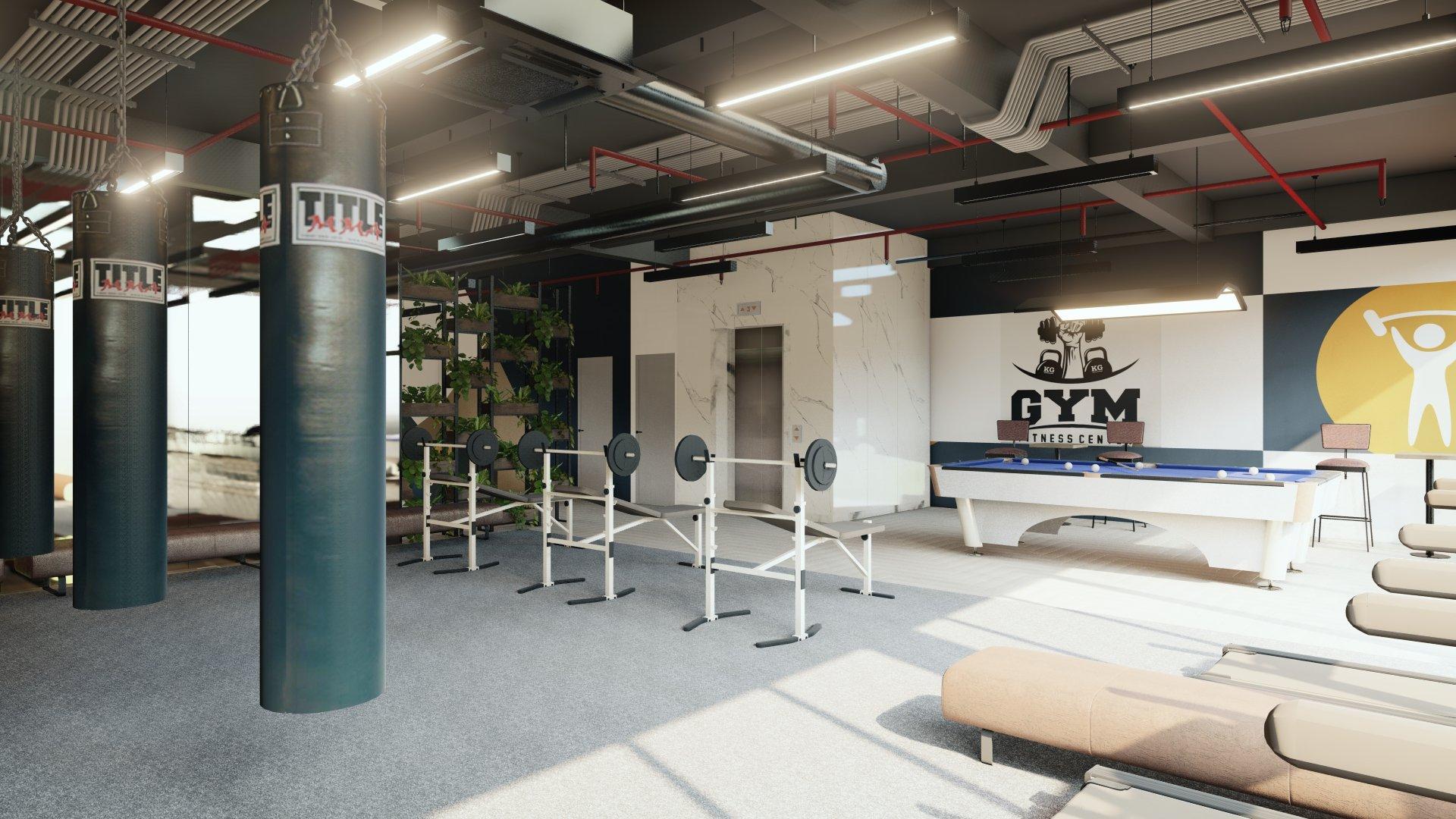 Hiện đại - Tiện nghi - đa chức năng sẽ là văn phòng làm việc của Titan tại Ecopark