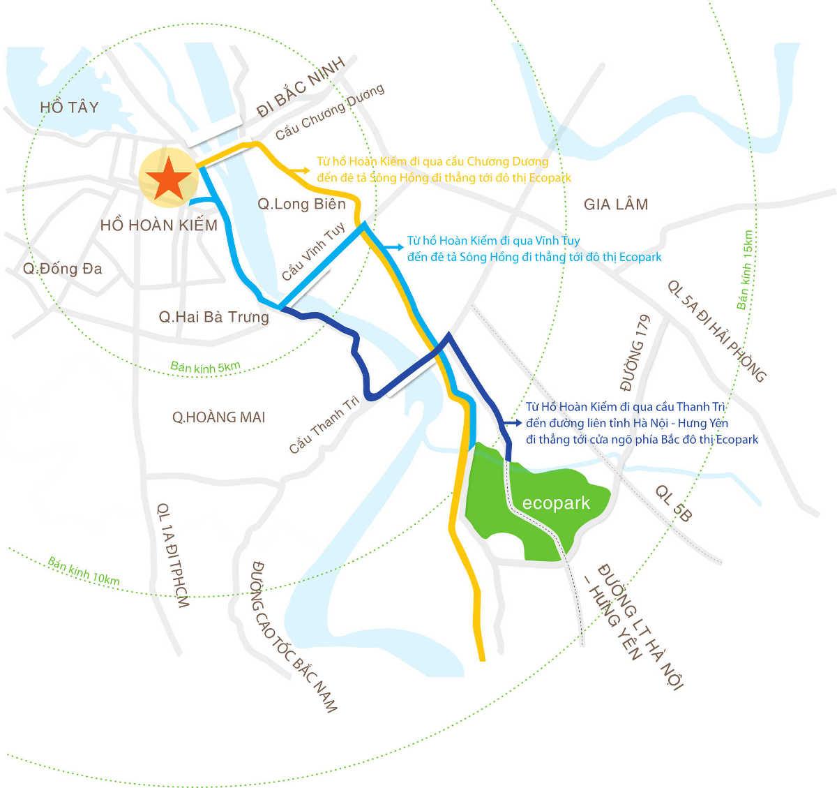 Từ Swan Park Onsen cư dân có thể dễ dàng di chuyển vào trung tâm thành phố