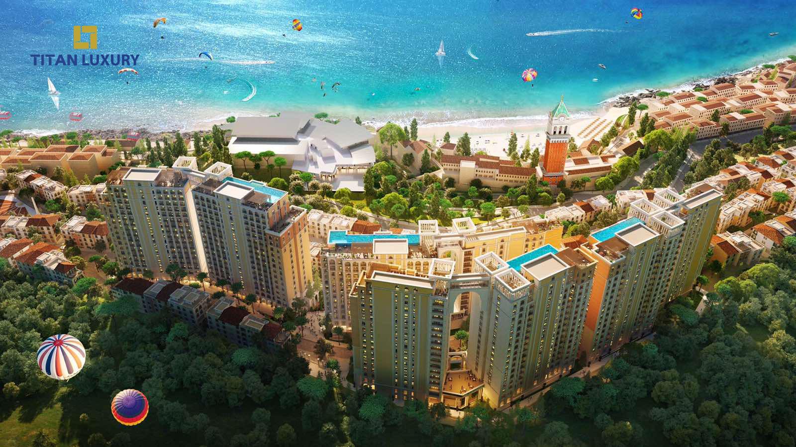 """Sun Grand City Hillside Residence tọa lạc tại vị trí """"điểm tụ"""" của Nam Phú Quốc"""