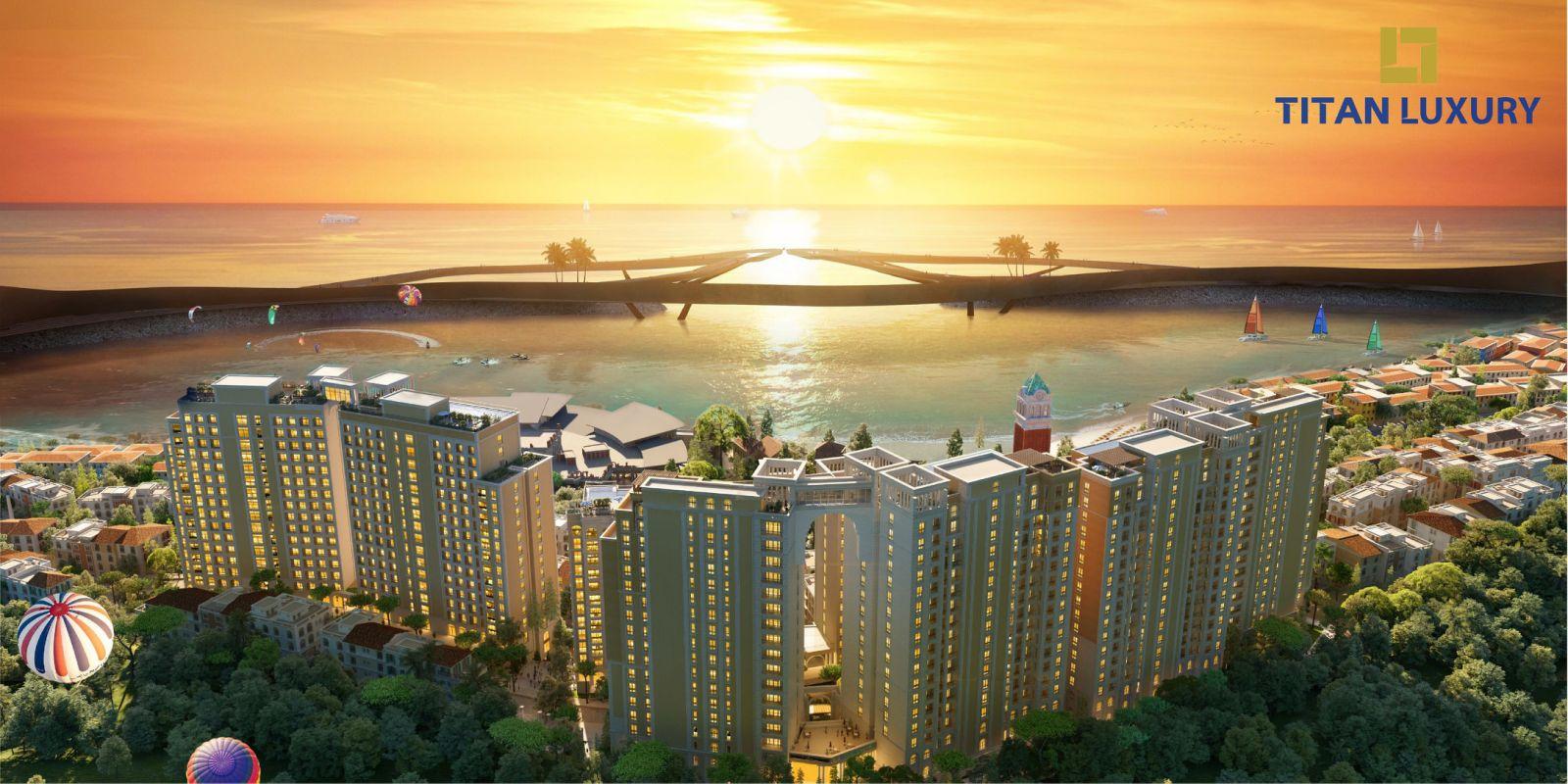 Căn hộ Sun Grand City Hillside Residence để ở và sinh sống